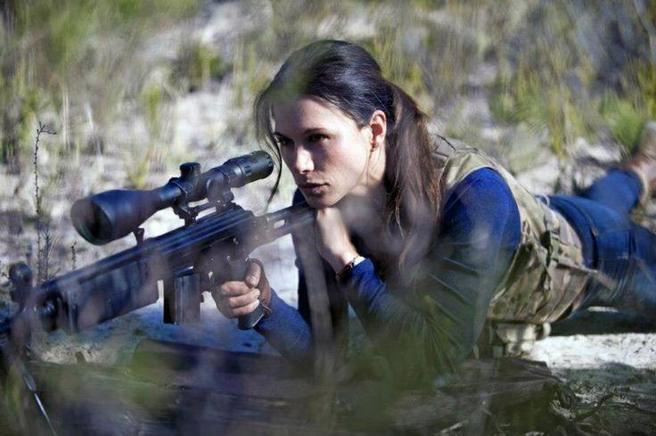 Major Rachel Dalton - Rhona Mitra - Strike Back 2012-2013