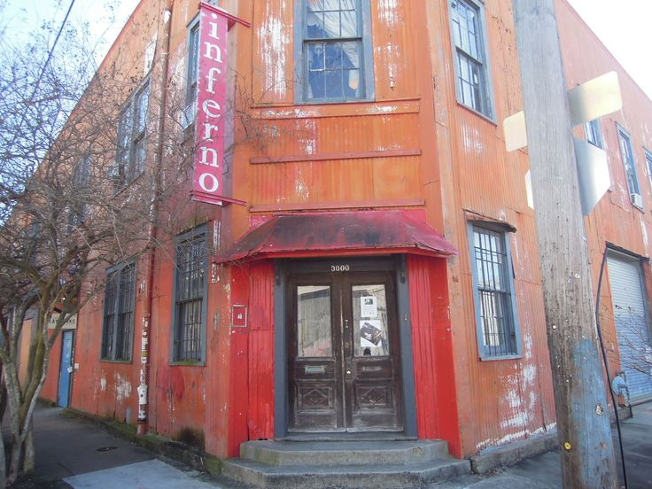 Restaurant/Cafe. Marigny/Bywater. New Orleans