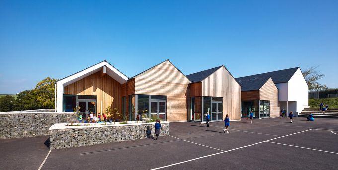 *전원마을 박공지붕 초등학교 [ Holmes Miller ] Kirkmichael Primary School :: 5osA: [오사]