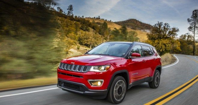 2017 Jeep Compass Review and Released Date