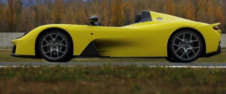 Dallara Stradale - First Series Supercar from Famous Sports Chassis Maker