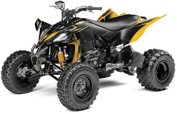 Yamaha  Atv Top Speed