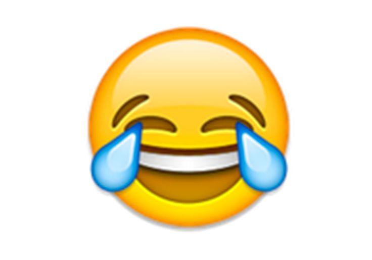 E a palavra do ano é... um Emoji!
