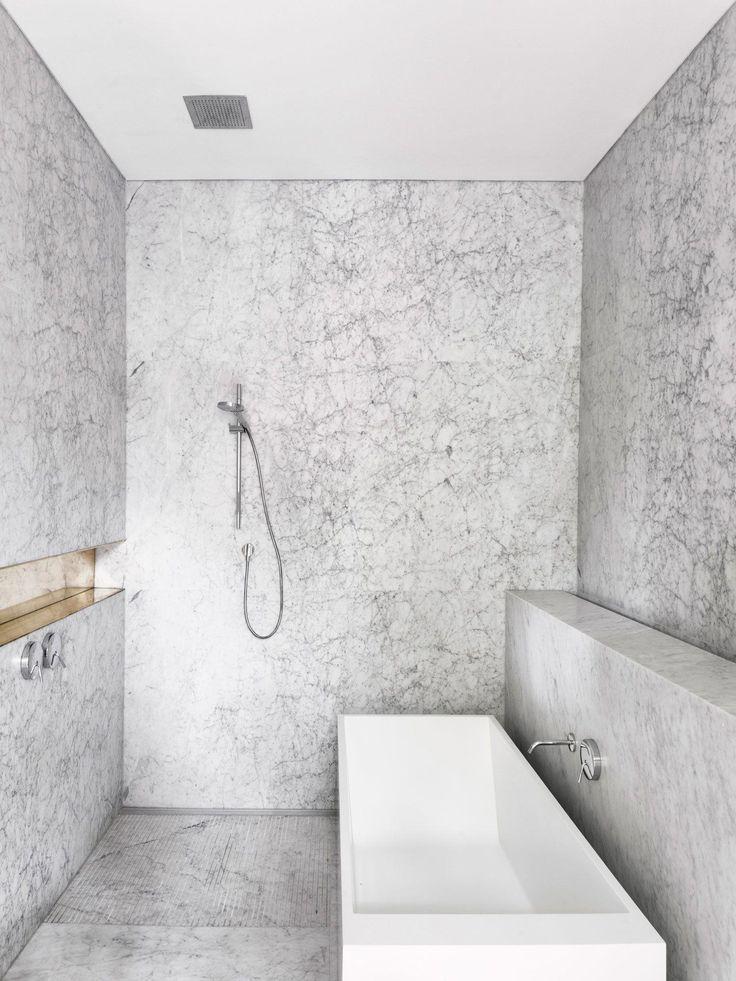Modern Bathroom Wall Light Mirror Front LED Lighting