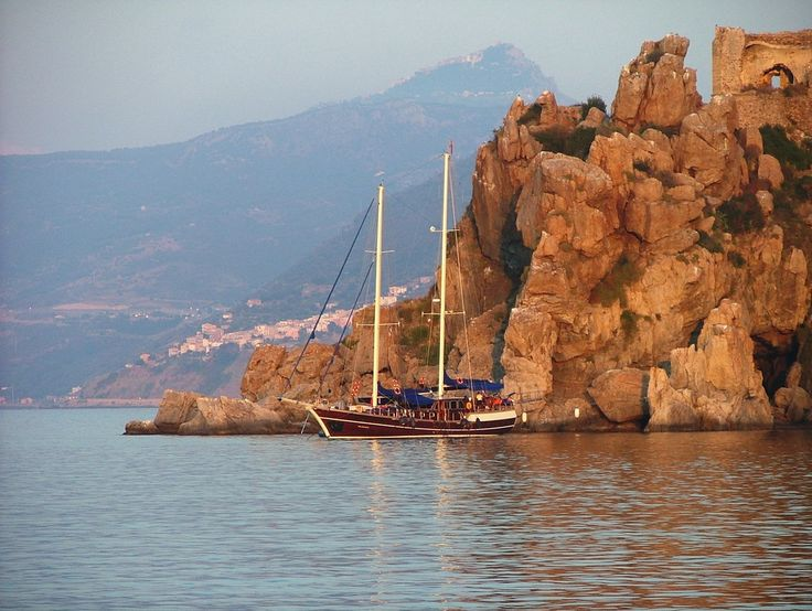 #Sicily #Cefalu. Suggestive Cefalu's landscape.
