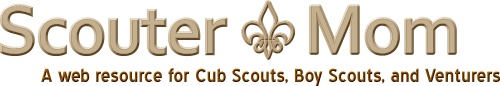 Fabulous resource for all things scout related---games, ceremonies, skits, den meeting ideas, even helps for Boy Scout merit badges