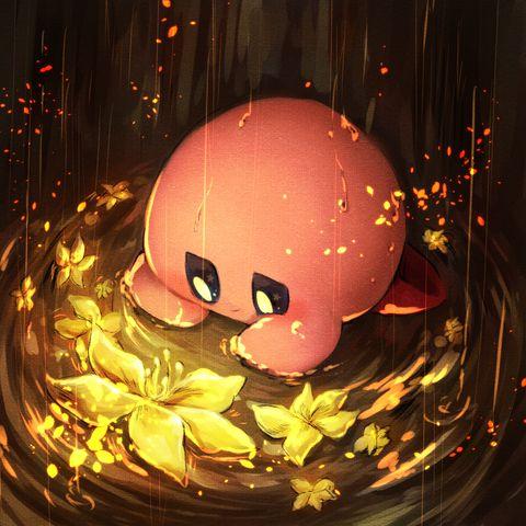 Kirby......... You're making me sad.......