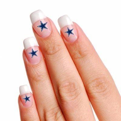 #nails #dallas cowboys: 4 Pack Temporary, Tattoo'S, Nailtattoo, Nails, Temporary Nail, Products, Nail Art