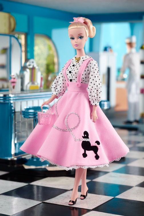 Soda Shop Barbie ©2016 Mattel, Inc.