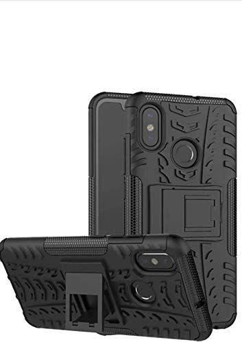 0dc5c3cdd Back Cover for Mi Redmi Note 6 Pro (Black