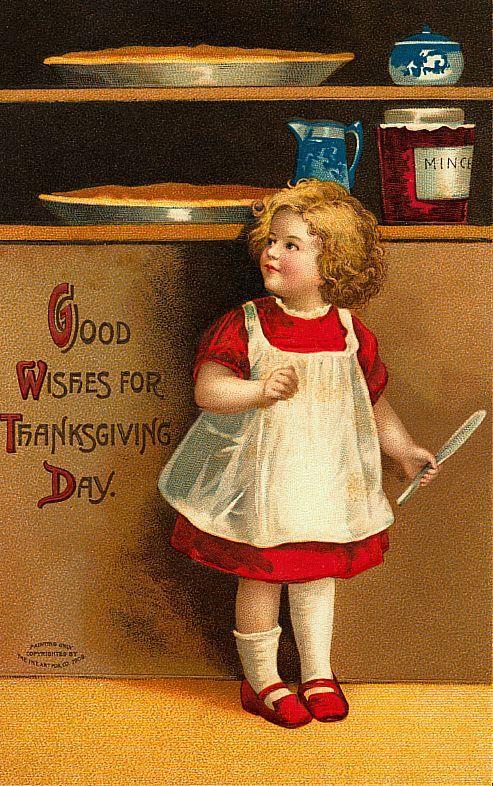 vintage thanksgiving images   Harvest House Primitives: FREE Vintage Thanksgiving Graphics