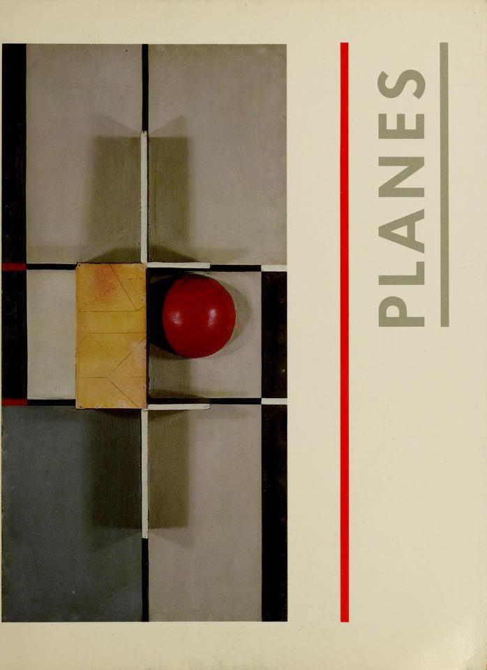 The Solomon R. Guggenheim Museum, The planar dimension : Europe, 1912-1932