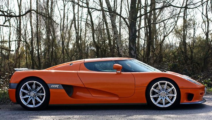 2004–2006 Koenigsegg CCR | These 10 Cars Shattered World Speed Records