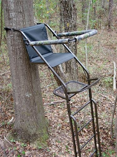 Hunting Solutions The Millennium 20 Ladderstand Strong