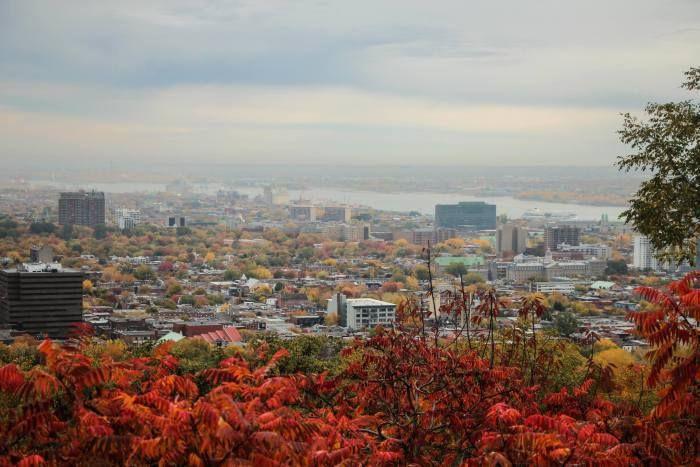 Canadá: Ulula Quebec - https://kombipalnorte.com/2016/11/20/canada-ulula-quebec/ - For the Englishversion see below Nos despedimos de Ontario y nos adentramos en Quebec, la provincia más distinta a todas las demás de Canadá. En Quebec nos maravillamos con los colores del otoño. Nunca vimos una gama de colores tan amplia en un solo árbol: las hojas van desde el verde al rojo oscuro pasando…   #overland #overlanding #adventuret