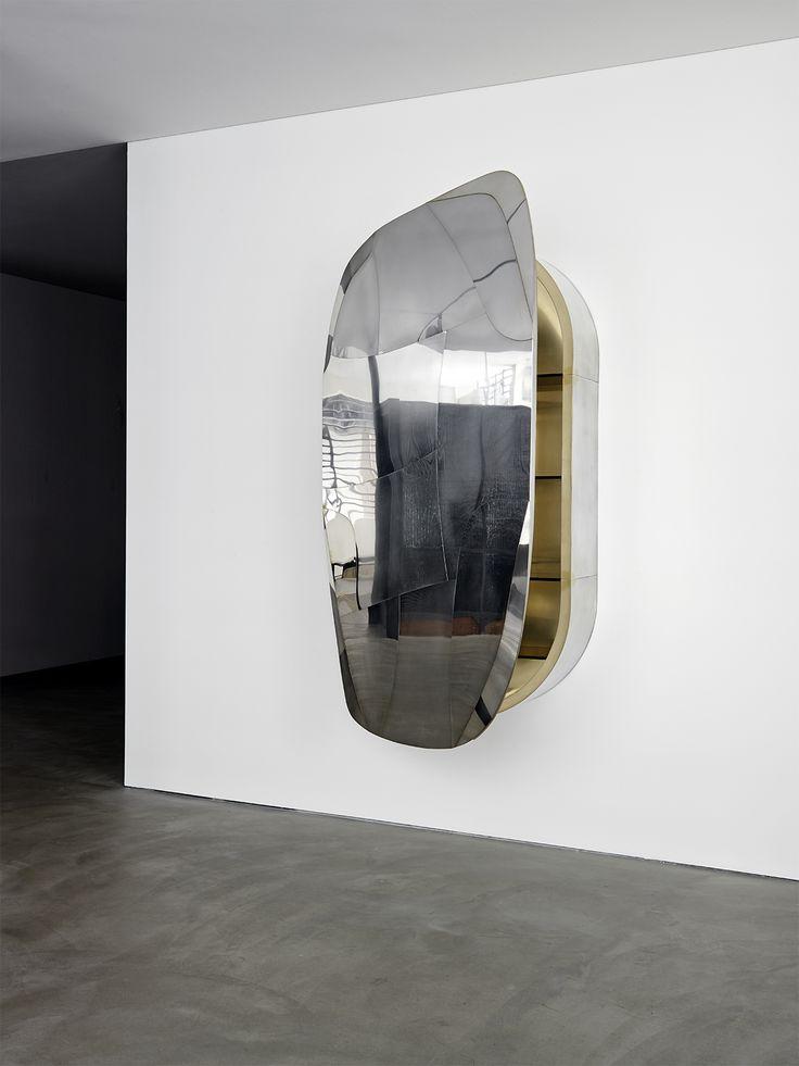 PROGETTO DOMESTICO | mirror cabinet | wall sculpture