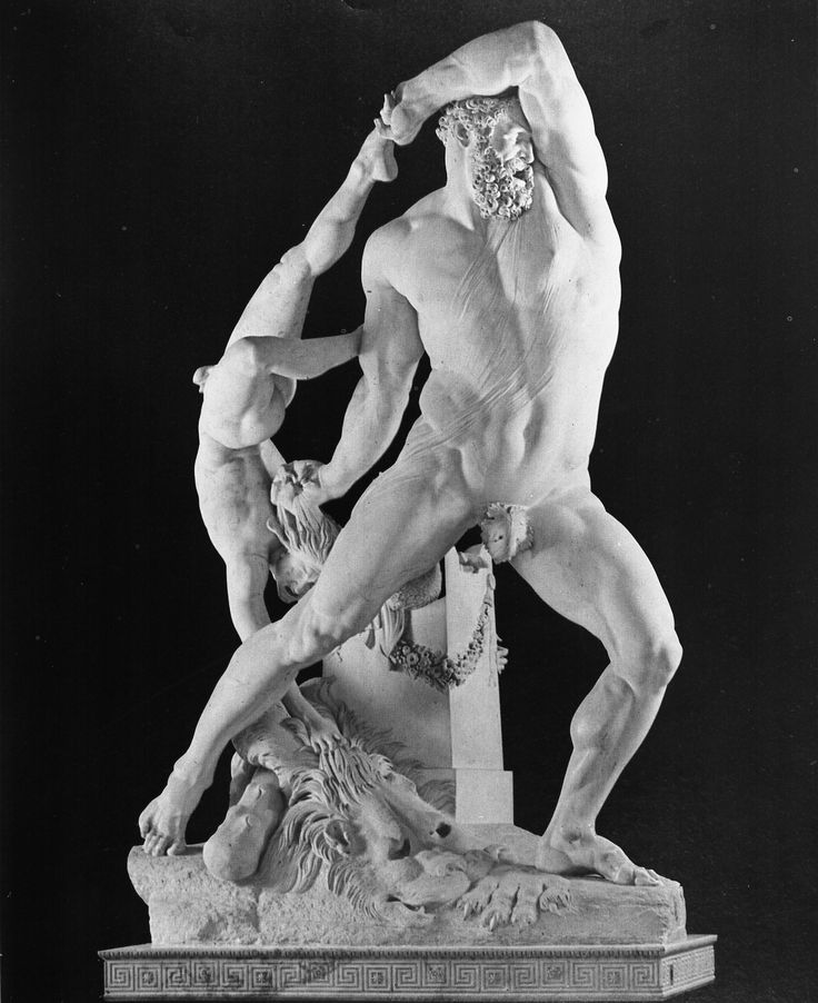 Antonio Canova, Ercole e Lica, 1795 - 1815