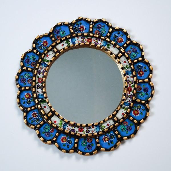 Peruvian Mirror Sky Mirror Custom Mirrors