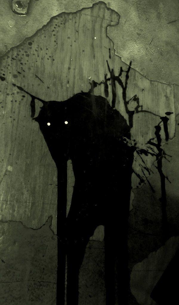 Gave Shadow Demon Eyes by ~PreciousNothin on deviantART