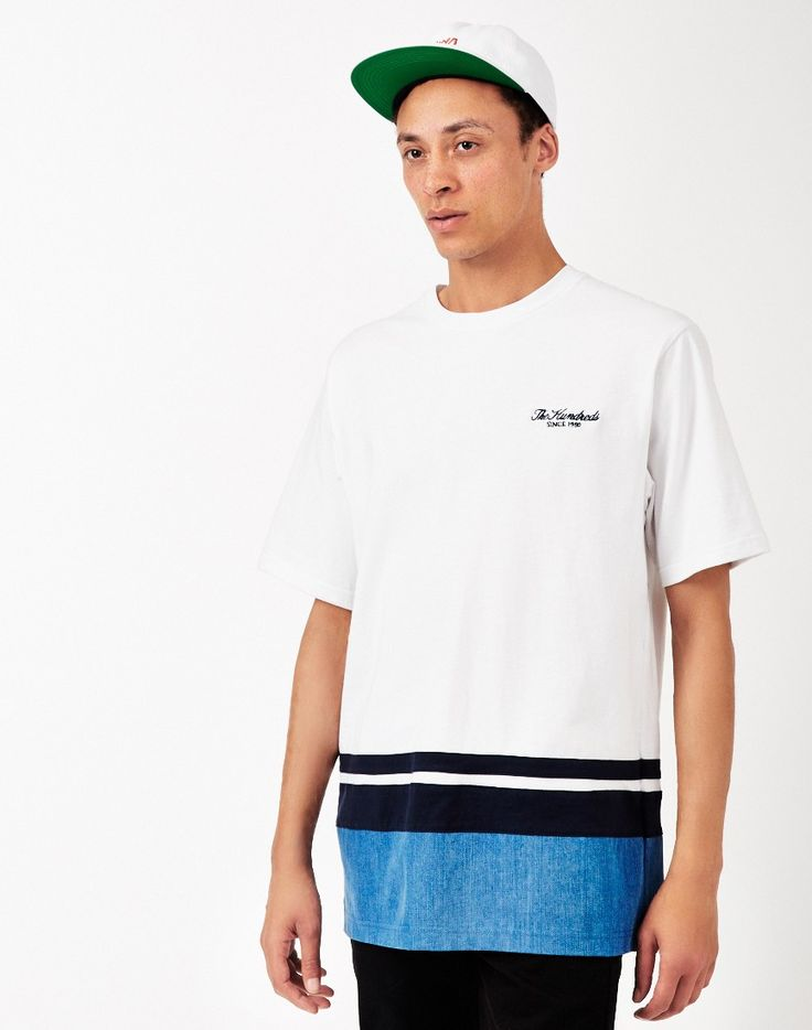 The Hundreds Howard T-Shirt in White | The Idle Man | #StyleMadeEasy
