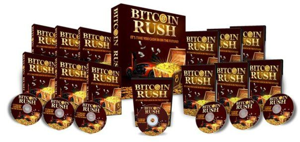 bitcoin-videos - BitCoin Rush - 12 Cryptocurrency Bitcoin Training Videos + Master Resale Rights