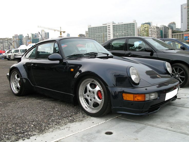 Porsche 911 - 964  one of my favourite car