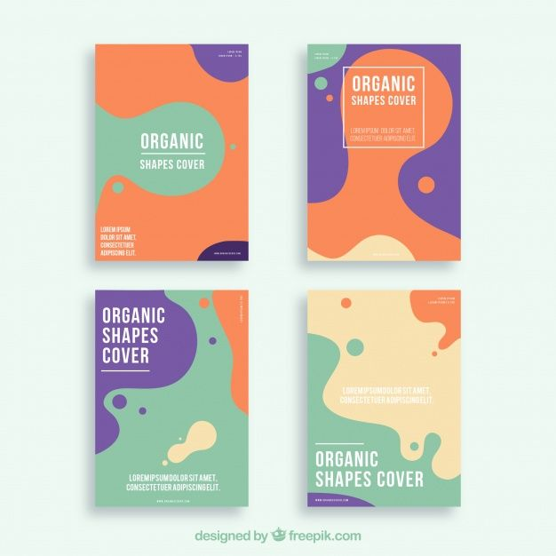 Download Covers Collection With Organic Shapes For Free Graphic Design Posters Organic Shape Design Book Design,Abstract Geometric Line Design
