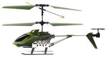 WebRC - Iron Eagle 2 Remote-Controlled Helicopter - Green