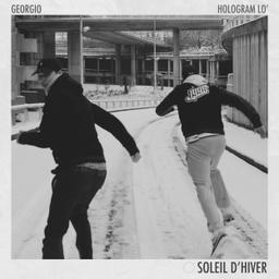 La collaboration entre la figure montante de la scène hip hop Georgio et Hologram Lo' (membre de 1995).