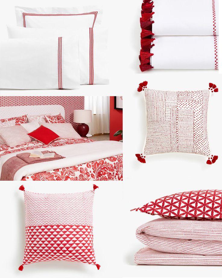 zara home sa nouvelle collection de linge de lit zara home. Black Bedroom Furniture Sets. Home Design Ideas