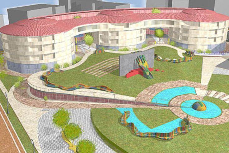 Martinez - Almascien - Studio Bolivariano di architettura  · Piazza Del Campagnol