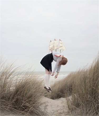 """Sleep elevations IV"", Maia Flore."