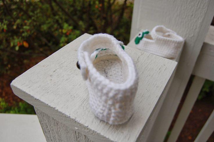 102 besten baby booties Bilder auf Pinterest | Babyhäkelei ...