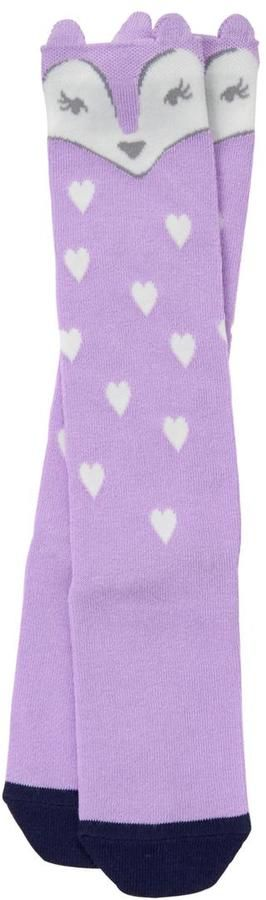 Gymboree Fox Knee Socks