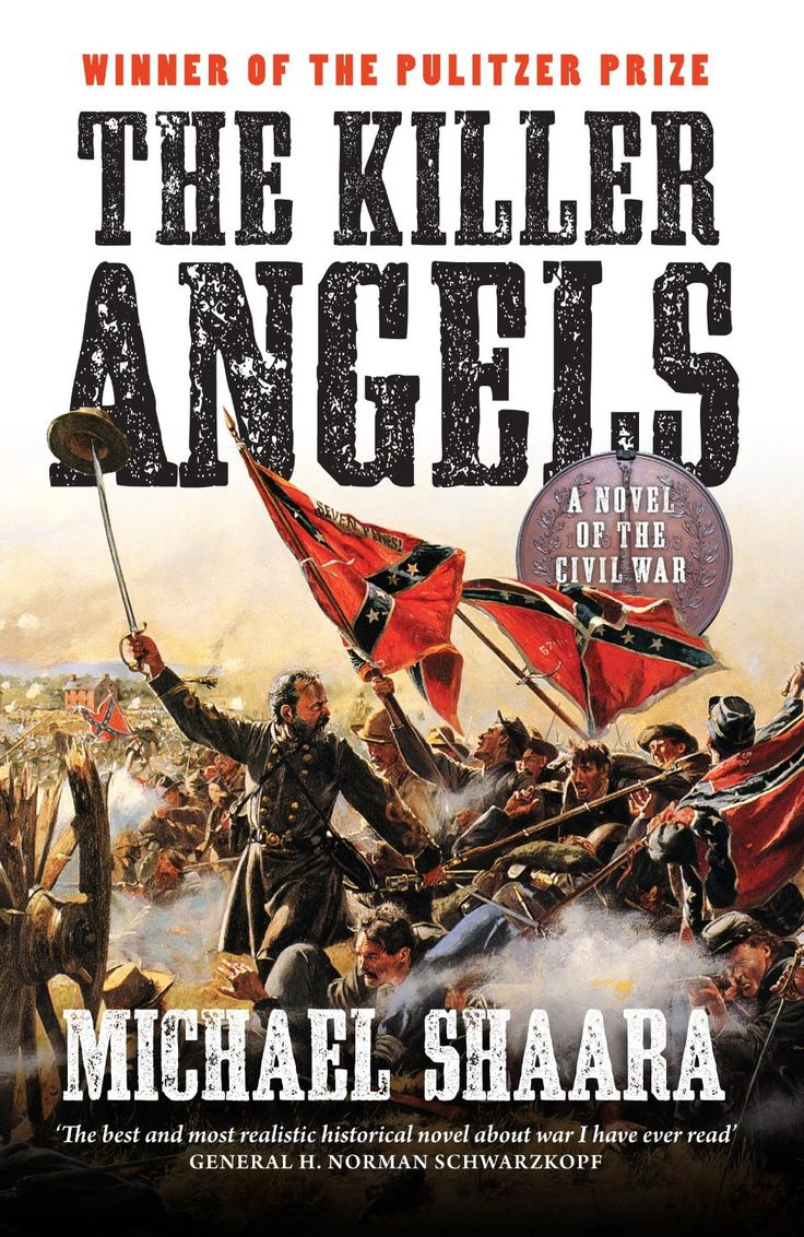 the extensive use of detail and emotions in michael shaaras the killer angels Gettysburg as depicted in michael shaara's, the killer anqel s 6  army's use  of the novel the killer angels to study leadership and the  sources have also  been utilized extensively the events  detailed and accurate account of joshua  chamberlain's youth, years of study and  emotion after chamberlain's speech.