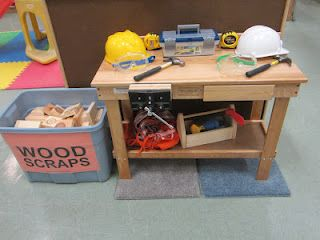 Fun example of a Workbench used in a classroom.  Kids love it!