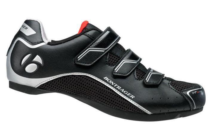 Bontrager Solstice Road Shoes 2013 Black 42 Inform Performance