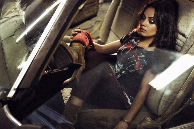 ☆ Mila Kunis | Photography by Craig McDean | For Interview Magazine | August 2012 ☆ #milakunis #craigmcdean #interviewmagazine #2012