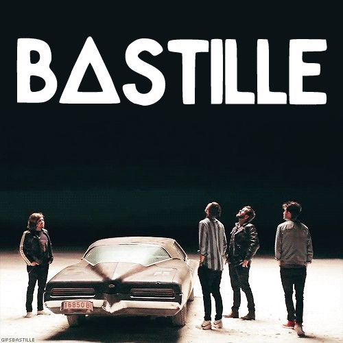 bastille behind the music kyle