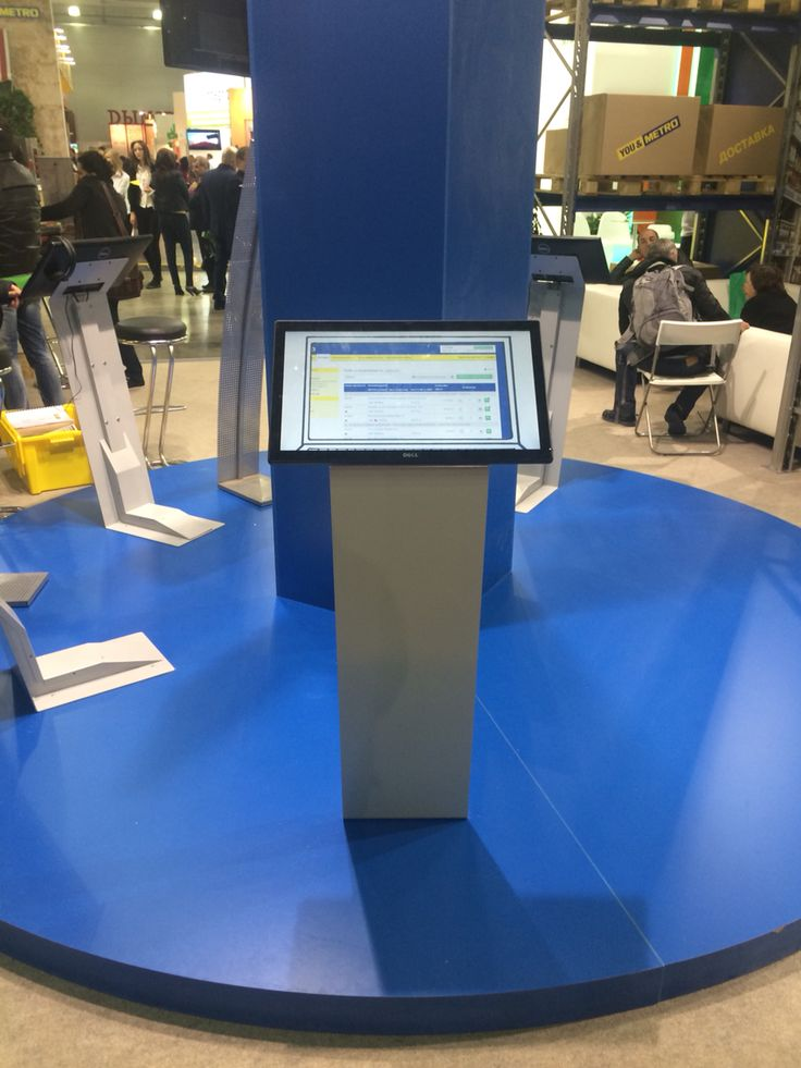 $30/day #multitouch kiosk with built-in PC. We made it to be the cheapest for rent. Powerful and reliable.