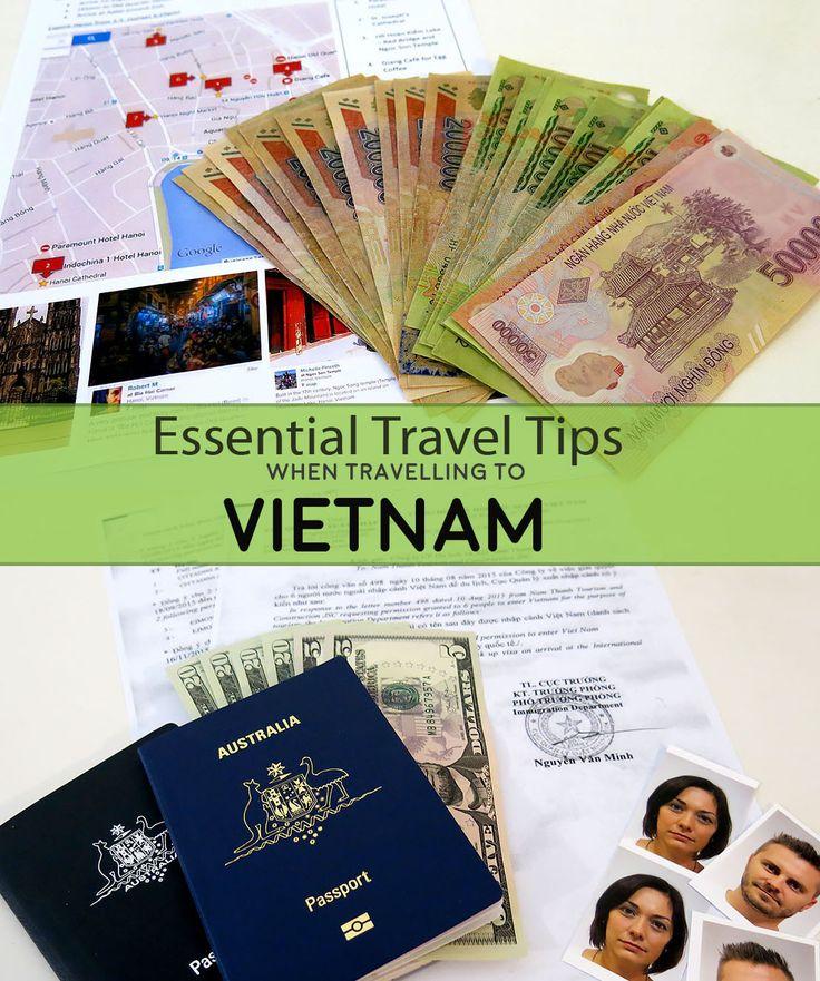 Essential Travel Tips and Gear when travelling to the gorgeous Vietnam! :)