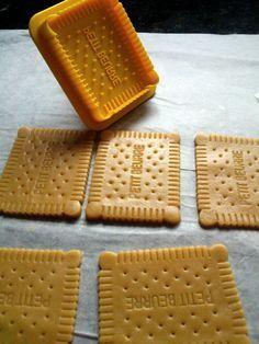 Receta galletas María