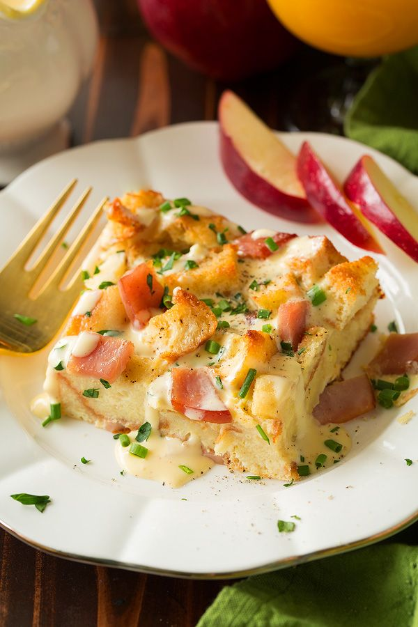 This overnight Eggs Benedict Casserole is the perfect breakfast for the entire family!