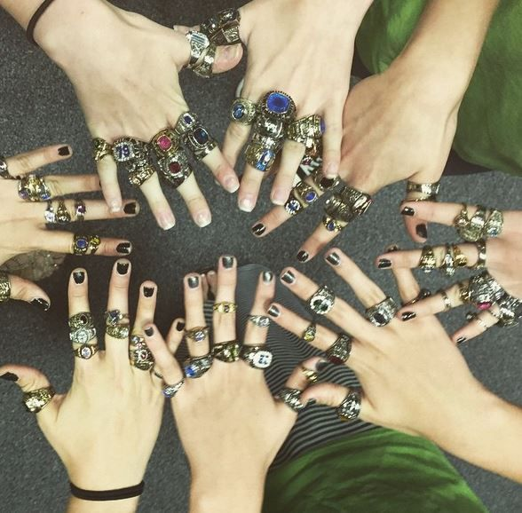 27 best Class Rings images on Pinterest | Class ring, High school ...