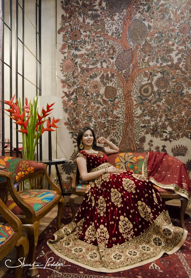 Ritu Kumar Bride for a Day: Meet Neha !