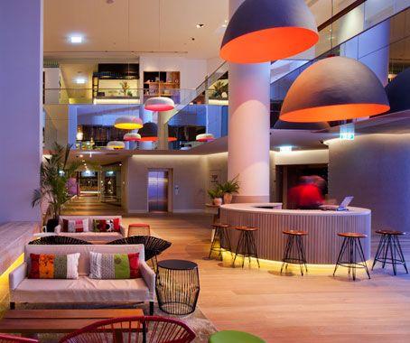 QT Gold Coast Hotel, Surfers Paradise, Australia