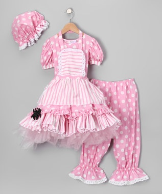 Little Miss Muffet costume and more on zulily.com!