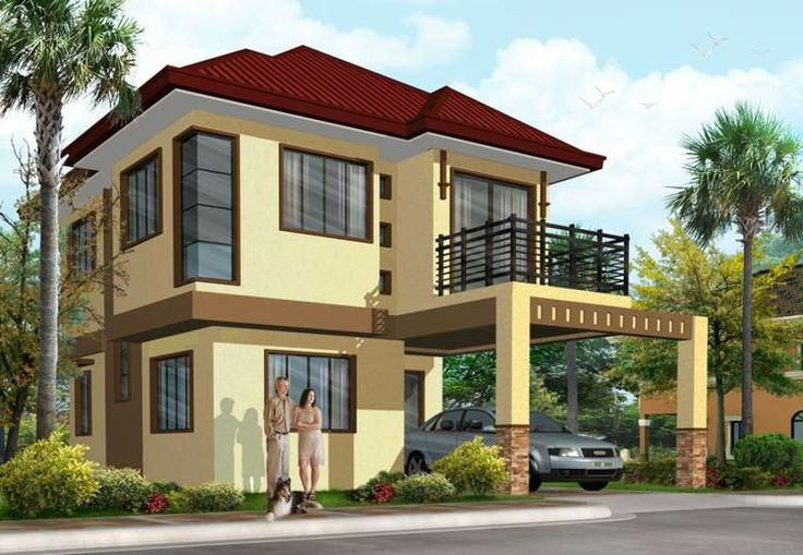 Haila Model Single Detached Lot Area 120 Sqm Floor Area