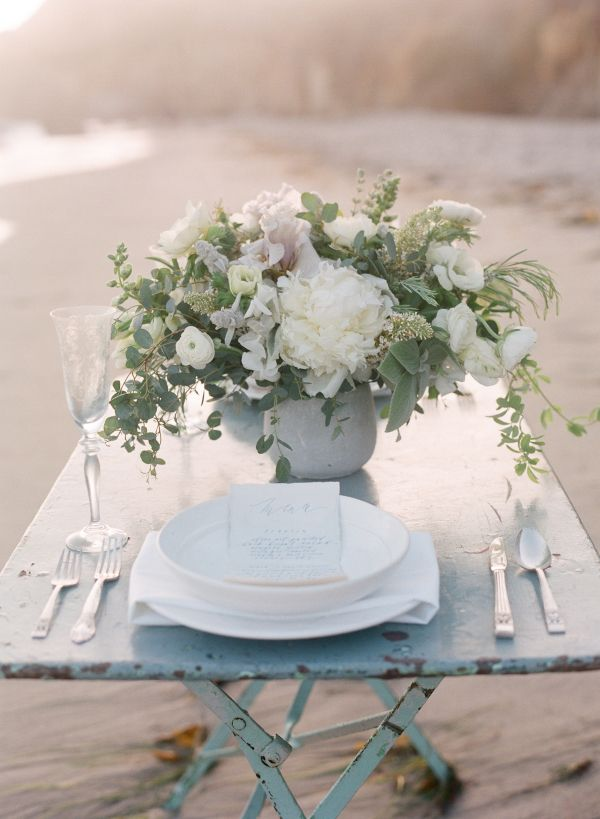 Oceanside Wedding Ideas | photography by http://www.esthersunphoto.com