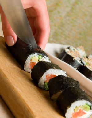 6 Essential Tools For Sushi Making At Home